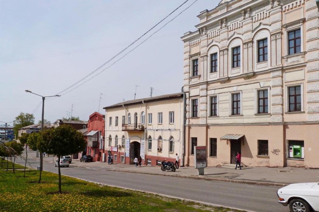 Отдельно стоящее здание в центре Харькова, Бурсацкий спуск, 6, 659 кв.м, Продажа недвижимости AM-Estate-фото 1