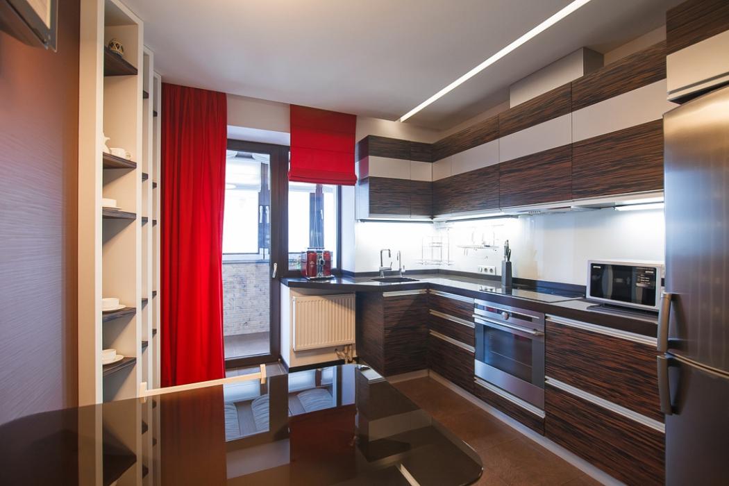 Продается 3-ком.квартира с дизайнерским ремонтом ул. Космическая, 3А - Фото 6