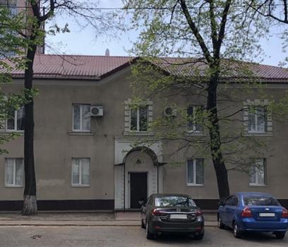 Офисное здание 2 этажа, ул.Кедрина
