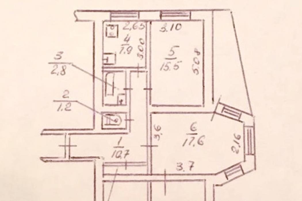 Продается 3-комн. квартира в центре г. Днепр по адресу ул. Писаржевского 3 - Фото 11