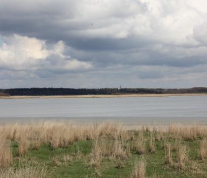 Земельный участок на берегу озера Соленый Лиман
