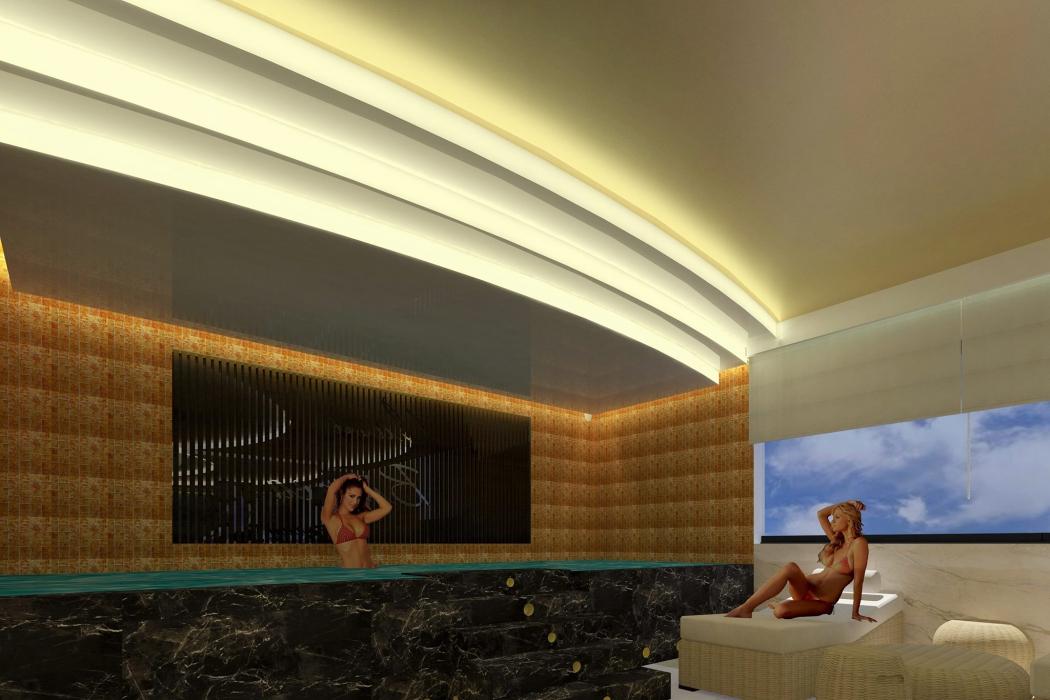 Лот 002. Апартаменты в жилом комплексе класса люкс в Махмутларе, г.Аланья - Фото 14