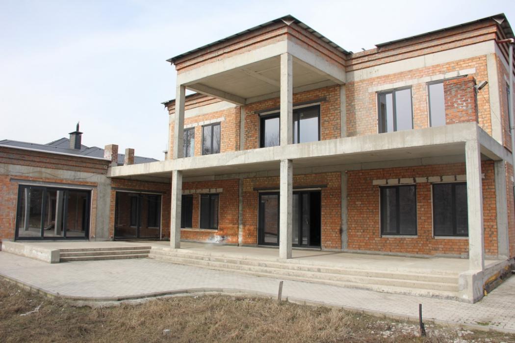 Дом 2 этажа, после строителей, на элитной улице Барвинковская - Фото 1