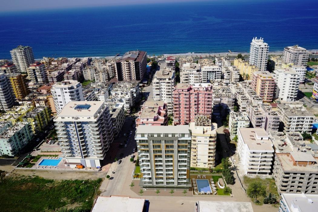 Лот 010. Апартаменты класса «люкс» в двух шагах от Средиземного моря - Фото 2