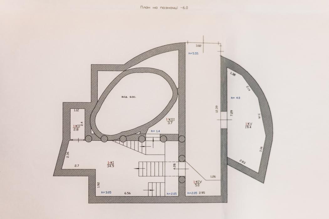 Продается элитный 3-этажный дом на берегу р.Самара, г. Новомосковск, ул. Шмидта, 12 - Фото 15