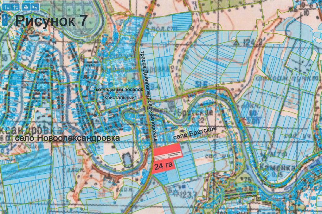 Продается земельный участок 24 га Новоалександровка - Фото 1