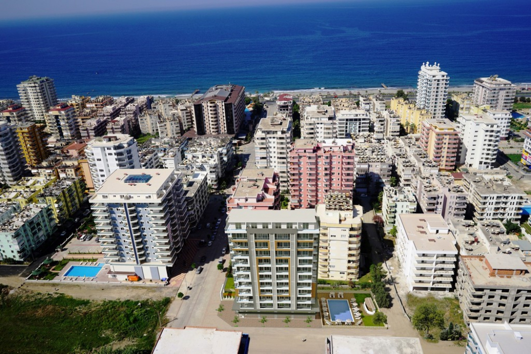 Лот 002. Апартаменты в жилом комплексе класса люкс в Махмутларе, г.Аланья - Фото 3