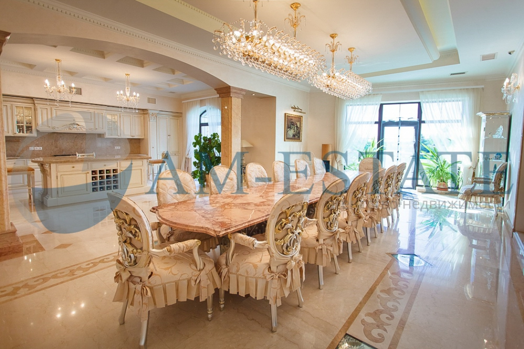 Особняк в с. Новоселовка, 1500 кв.м, Продажа недвижимости AM-Estate-фото 2