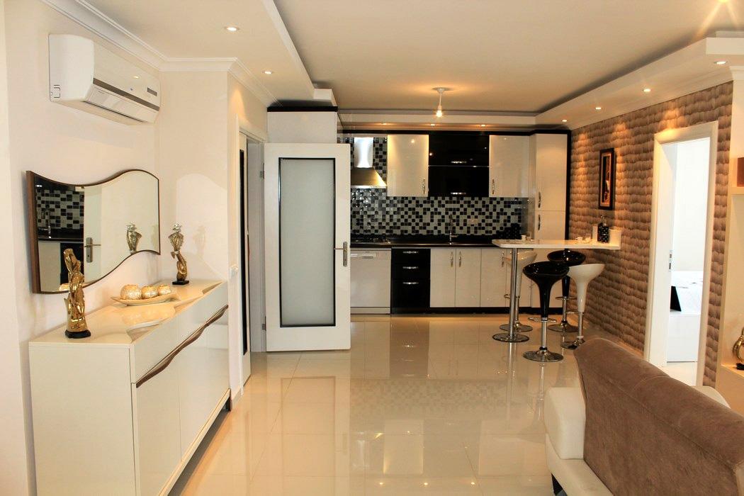 Лот 003. Апартаменты в стильном жилом комплексе у подножия гор Торос, г.Аланья - Фото 2
