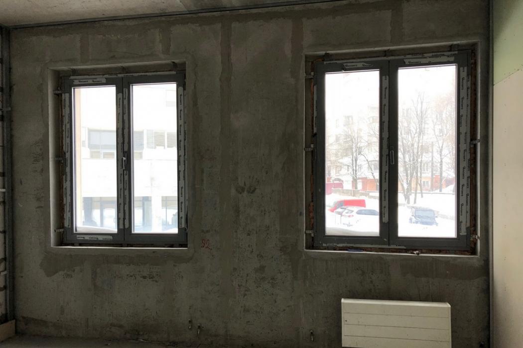 Продажа. 2-уровневая квартира, после строителей в ЖК Амфитеатр, ул. Вернадского 35Т - Фото 3