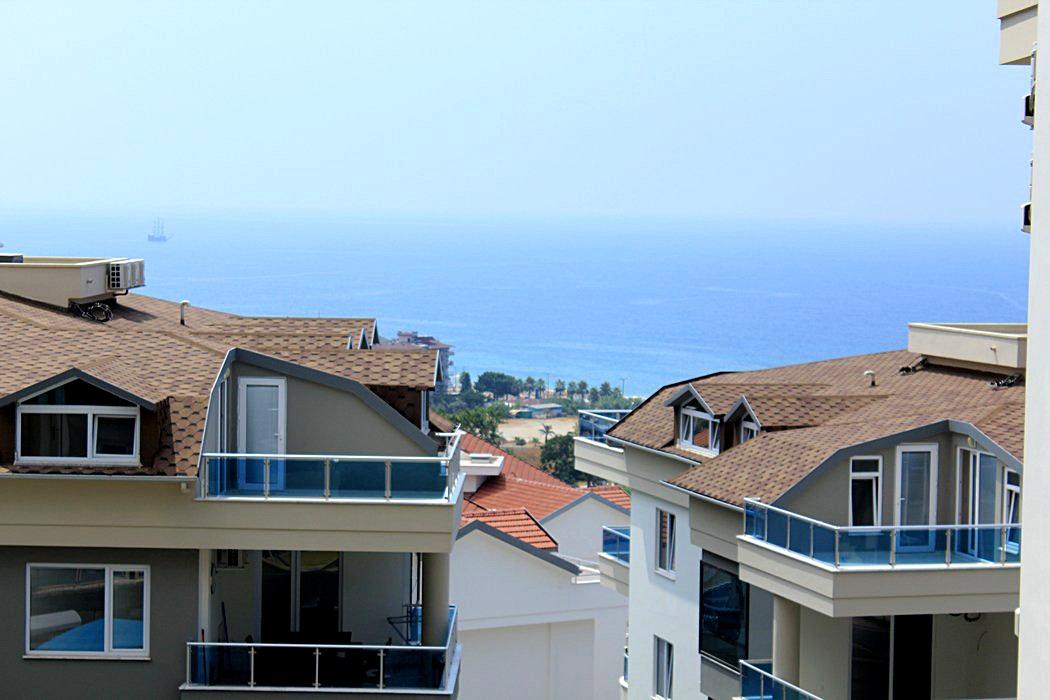 Лот 003. Апартаменты в стильном жилом комплексе у подножия гор Торос, г.Аланья - Фото 3