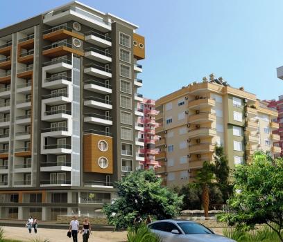 Лот 010. Апартаменты класса «люкс» в двух шагах от Средиземного моря