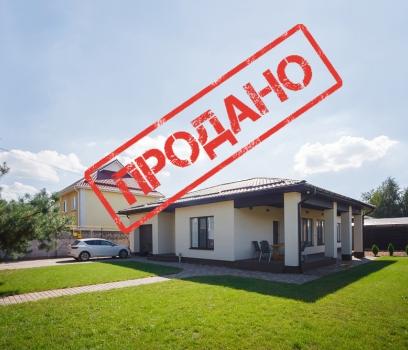 Новый дом в пос. Кировское