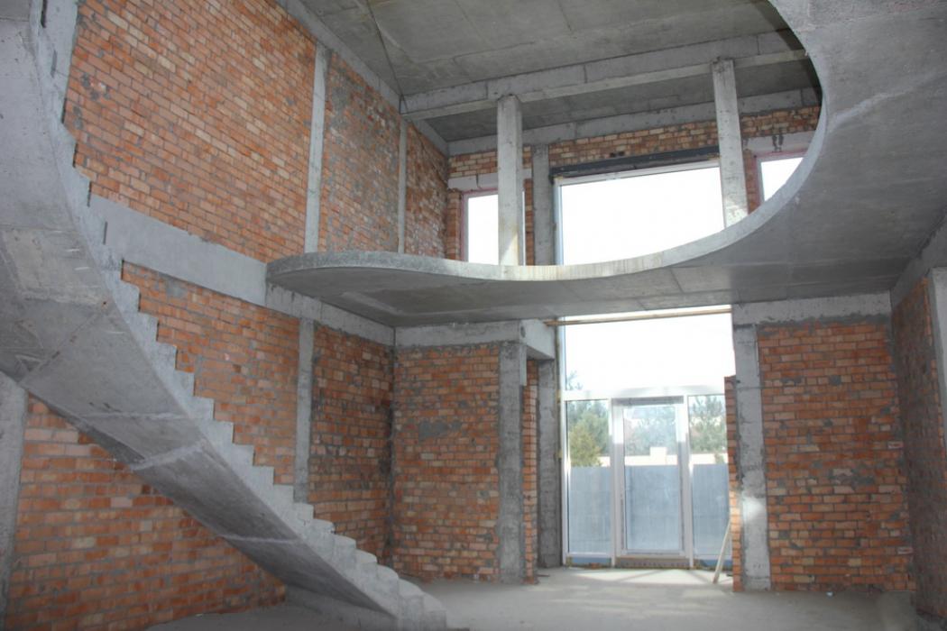 Дом 2 этажа, после строителей, на элитной улице Барвинковская - Фото 9