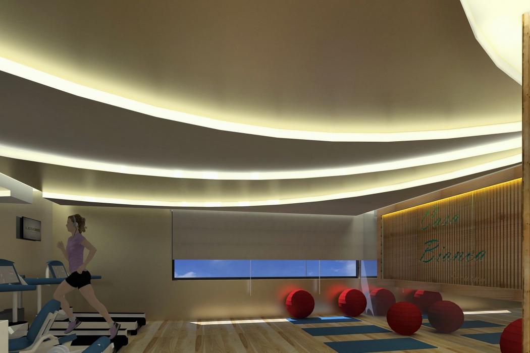 Лот 002. Апартаменты в жилом комплексе класса люкс в Махмутларе, г.Аланья - Фото 9