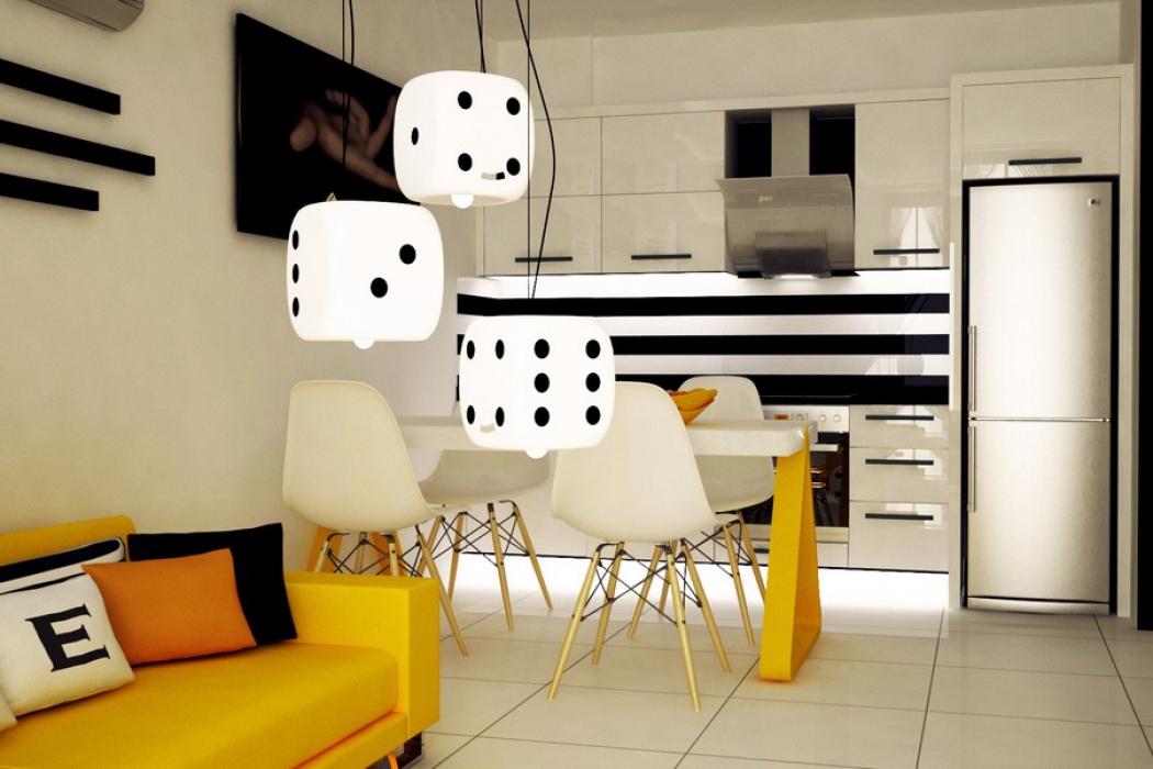 Лот 010. Апартаменты класса «люкс» в двух шагах от Средиземного моря - Фото 6