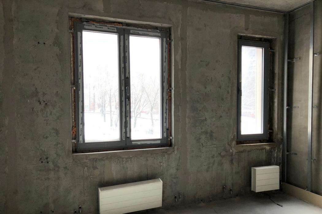 Продажа. 2-уровневая квартира, после строителей в ЖК Амфитеатр, ул. Вернадского 35Т - Фото 4