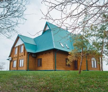 Дом из сруба в Подгородное, ул. Дачная