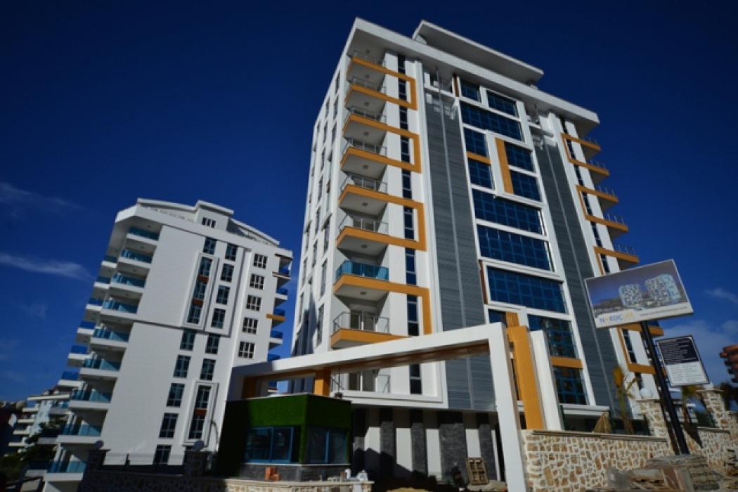 Лот 004. Апартаменты в стильном и современном жилом комплексе в Тосмуре, г.Аланья - Фото 2