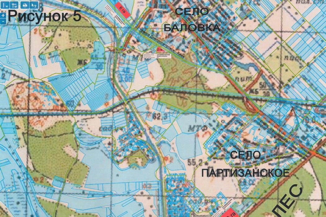 Продается земельный участок 10 га Баловка - Фото 1
