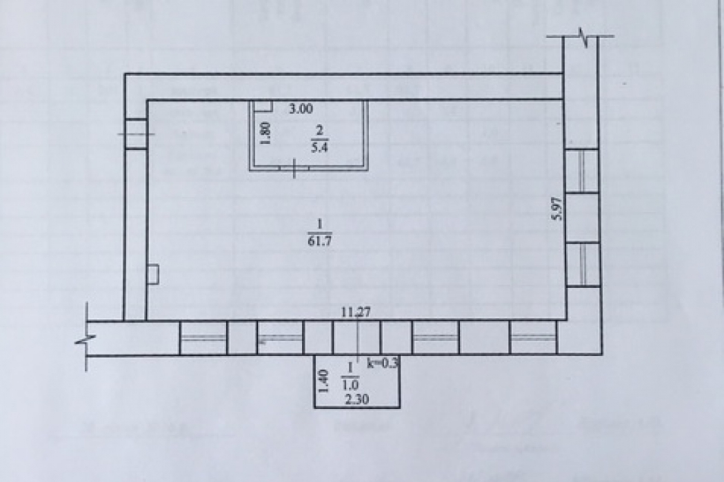3-комн. квартира на Октябрьской площади, ул. Соборная, 6  - Фото 9