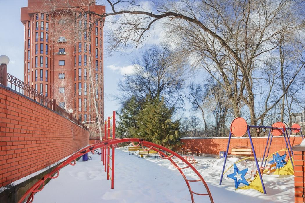 Элитная 4-ком. квартира, ЖК «Садовый», ул. Старокозацкая, 52 Б (212 кв.м) - Фото 17