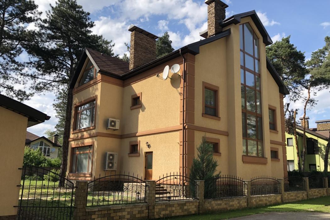Продаётся 3-этаж.дом в коттеджном поселке «Шишкино», с.Орловщина - Фото 1