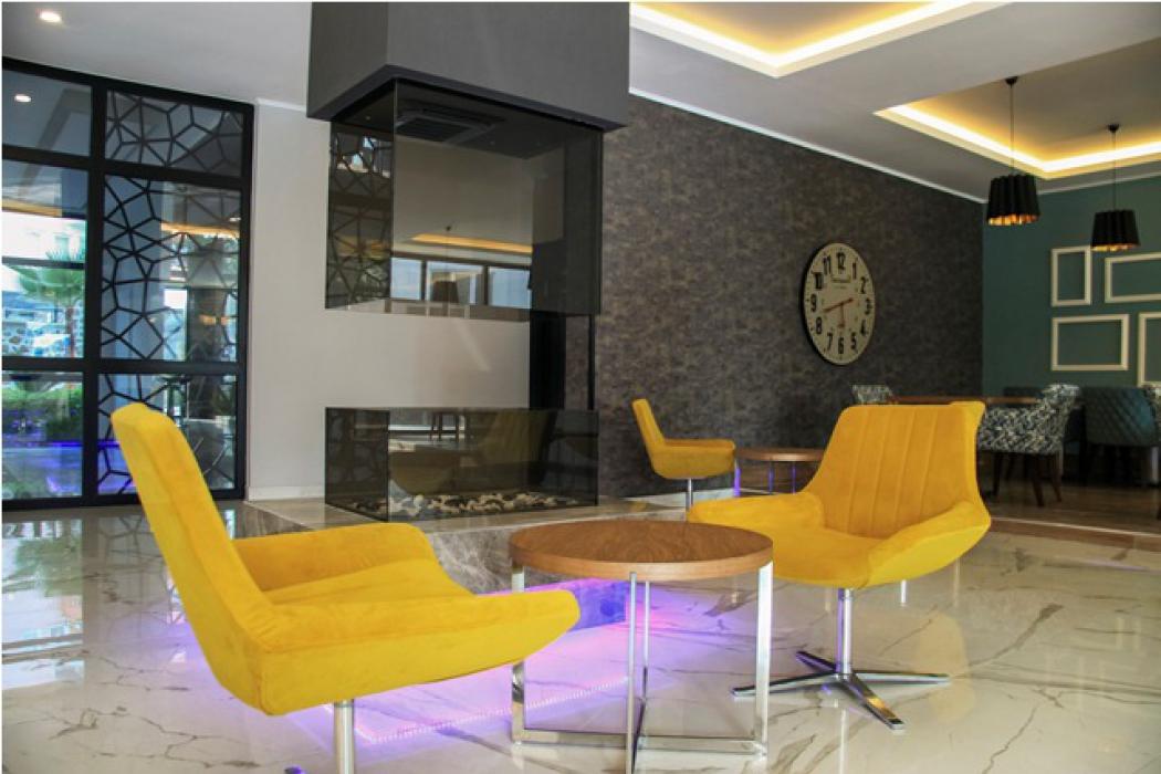 Лот 004. Апартаменты в стильном и современном жилом комплексе в Тосмуре, г.Аланья - Фото 7