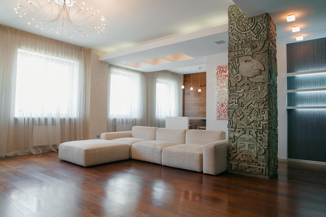 3-ком.квартира в ЖК «Дом Крейнина»,ул. Рогалева, 33 - Фото 1