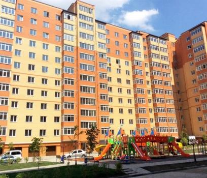 Квартира в ЖК «Счастливый»на Запорожском шоссе, 28.
