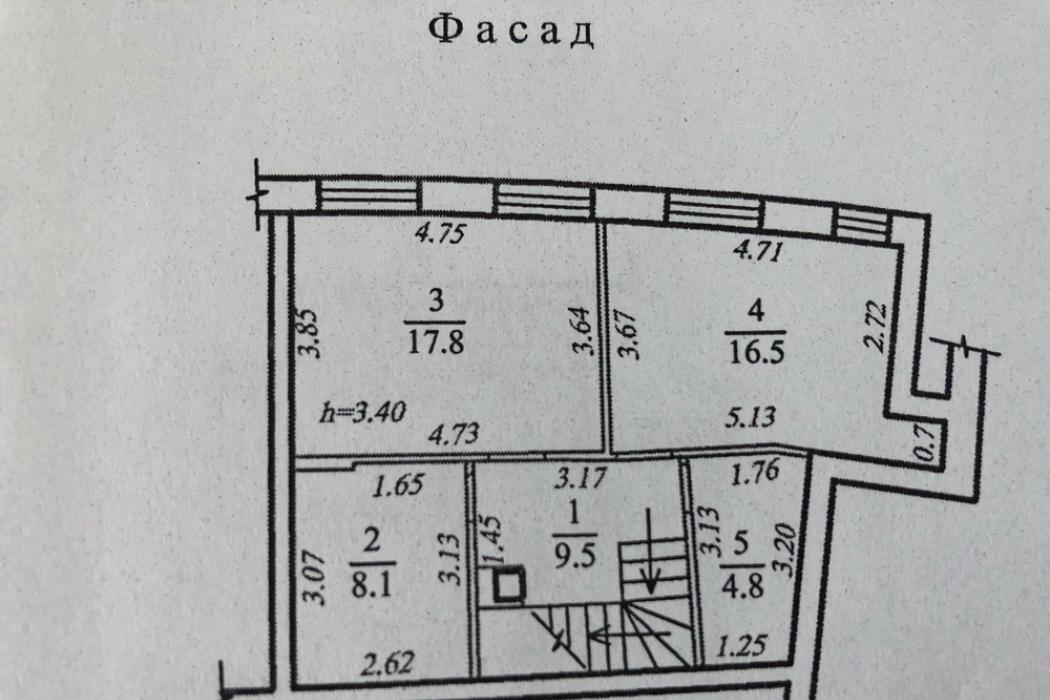 Продажа. 2-уровневая квартира, после строителей в ЖК Амфитеатр, ул. Вернадского 35Т - Фото 7