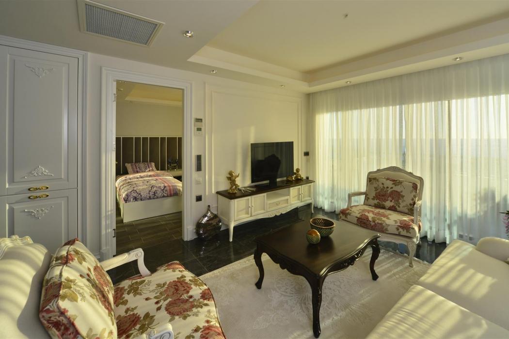 Лот 001. Апартаменты в Конаклы, в 8 км к востоку от Аланьи - Фото 16
