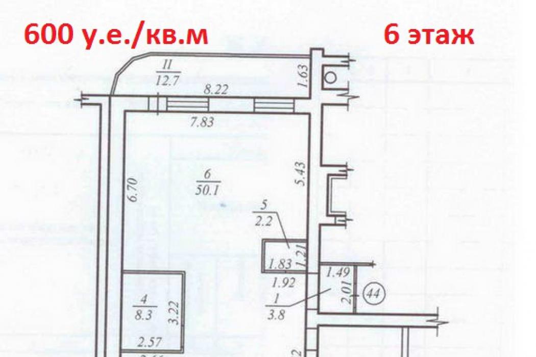 "Продается 3-комн. квартира в ЖК ""Каскад"", ул. Херсонская, 9б - Фото 1"