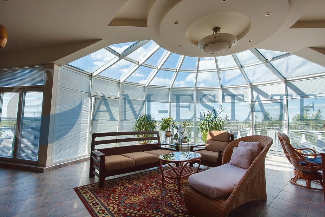 Особняк в с. Новоселовка, 1500 кв.м, Продажа недвижимости AM-Estate-фото 1