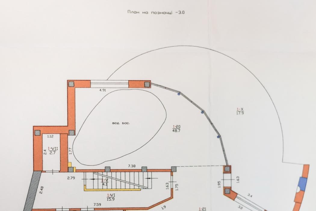 Продается элитный 3-этажный дом на берегу р.Самара, г. Новомосковск, ул. Шмидта, 12 - Фото 13