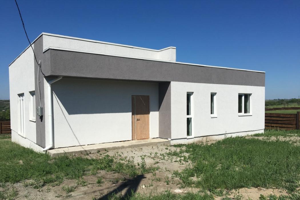 Продам дом 125,6 кв.м в закрытом поселке, Б.Кротова (12 квартал) - Фото 1
